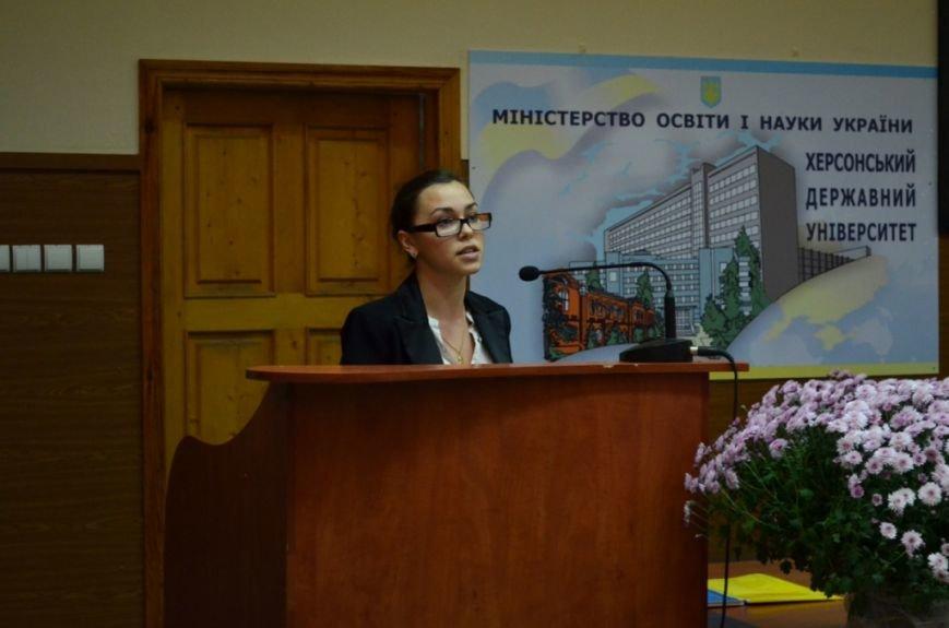 Херсон: За будущее украинской науки беспокоиться не стоит!, фото-2