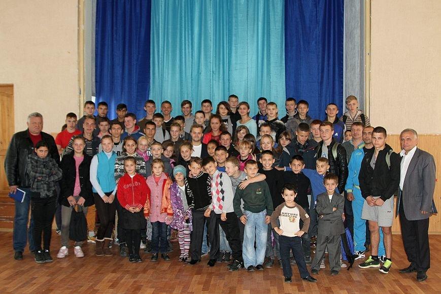 Днепропетровская область поддерживает команду Президента, фото-4