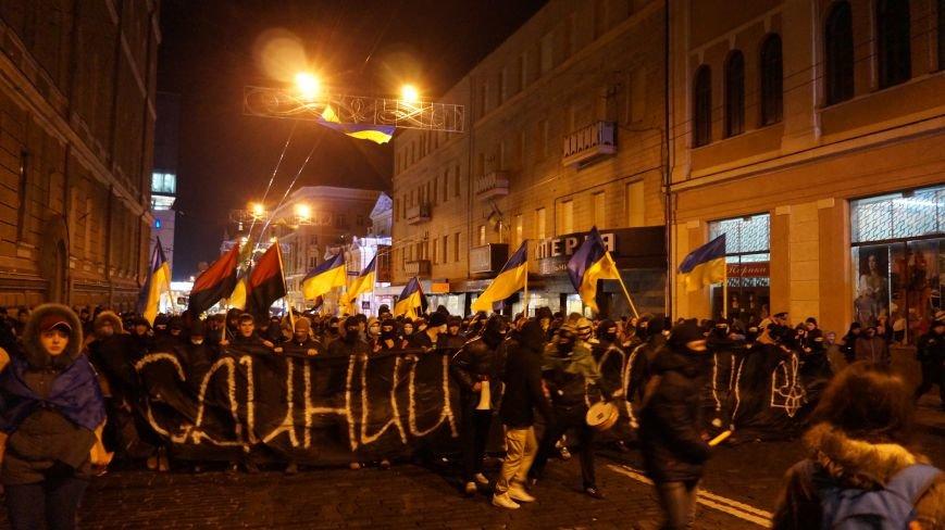 В Харькове прошел Марш «Последнего сопротивления старой власти», а террористы хотели взорвать пиротехнический завод, фото-2