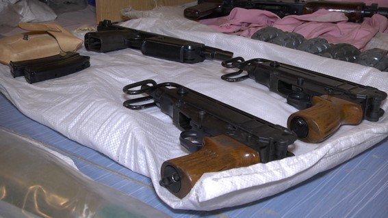 Правоохранители перекрыли канал поставки оружия в столицу (ФОТО, ВИДЕО), фото-2