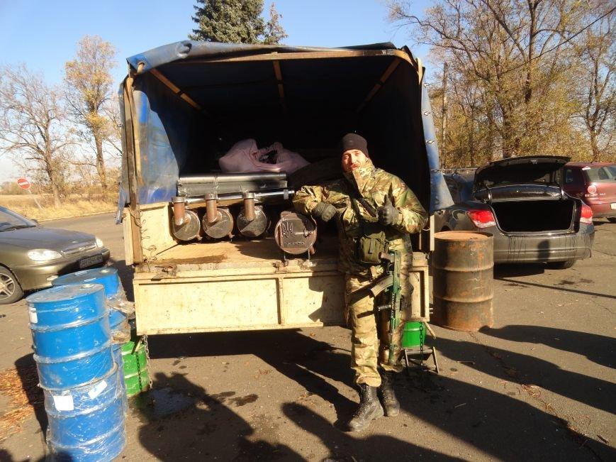 В Мариуполь из Львовской области привезли «буржуйки» для солдат АТО (ФОТОРЕПОРТАЖ), фото-5