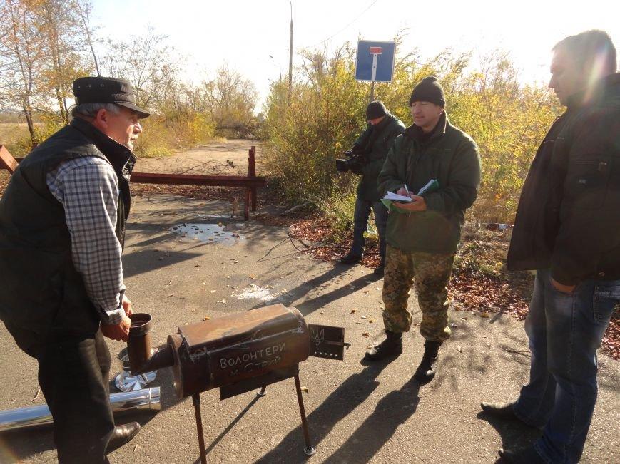 В Мариуполь из Львовской области привезли «буржуйки» для солдат АТО (ФОТОРЕПОРТАЖ), фото-6