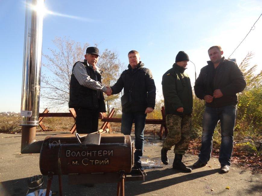 В Мариуполь из Львовской области привезли «буржуйки» для солдат АТО (ФОТОРЕПОРТАЖ), фото-4
