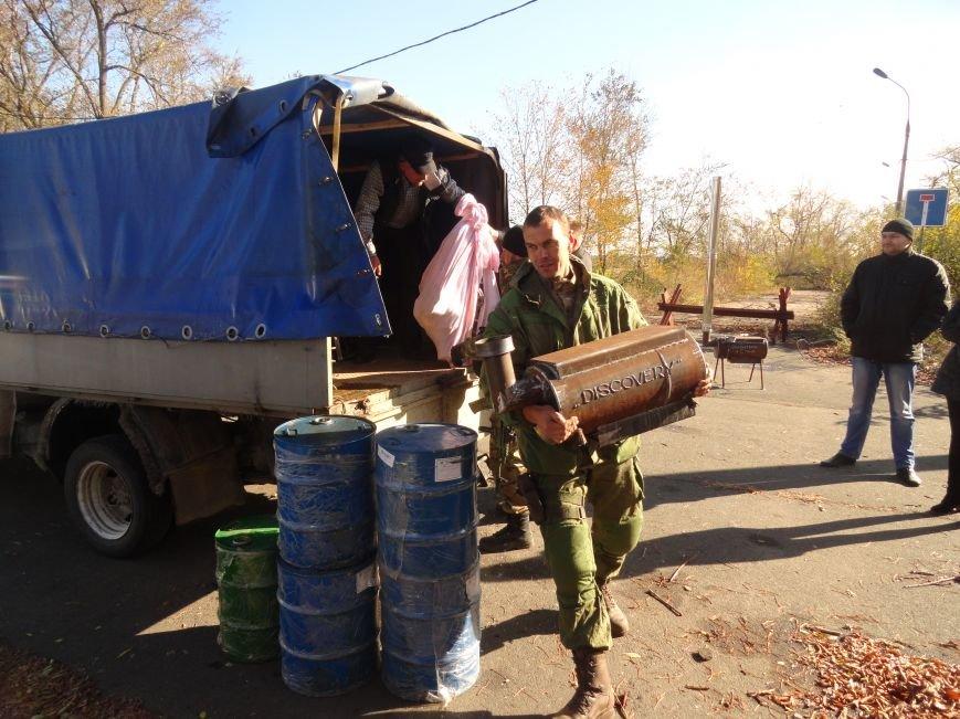 В Мариуполь из Львовской области привезли «буржуйки» для солдат АТО (ФОТОРЕПОРТАЖ), фото-8
