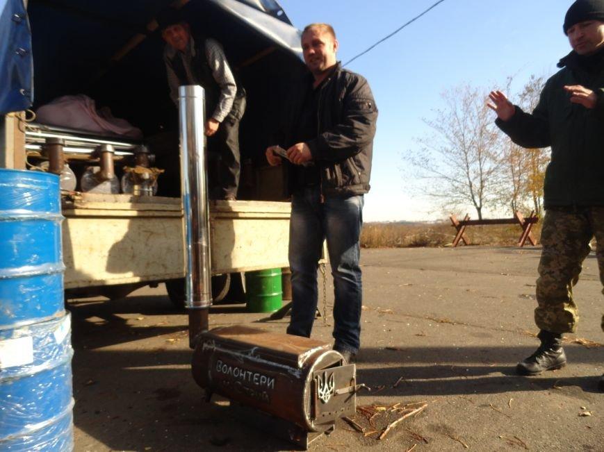 В Мариуполь из Львовской области привезли «буржуйки» для солдат АТО (ФОТОРЕПОРТАЖ), фото-3