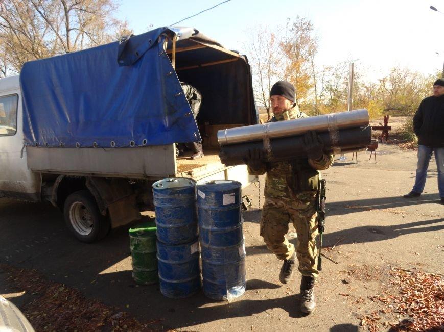 В Мариуполь из Львовской области привезли «буржуйки» для солдат АТО (ФОТОРЕПОРТАЖ), фото-9