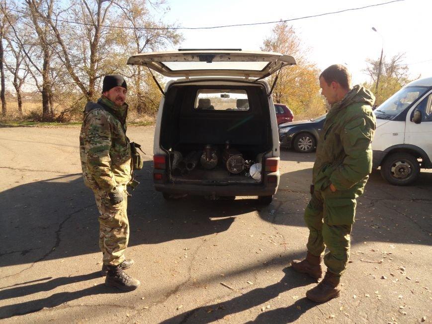 В Мариуполь из Львовской области привезли «буржуйки» для солдат АТО (ФОТОРЕПОРТАЖ), фото-10