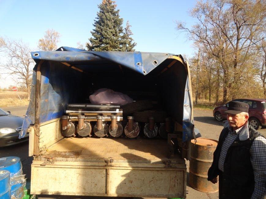 В Мариуполь из Львовской области привезли «буржуйки» для солдат АТО (ФОТОРЕПОРТАЖ), фото-1