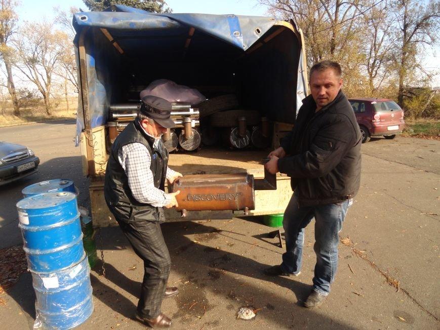 В Мариуполь из Львовской области привезли «буржуйки» для солдат АТО (ФОТОРЕПОРТАЖ), фото-2