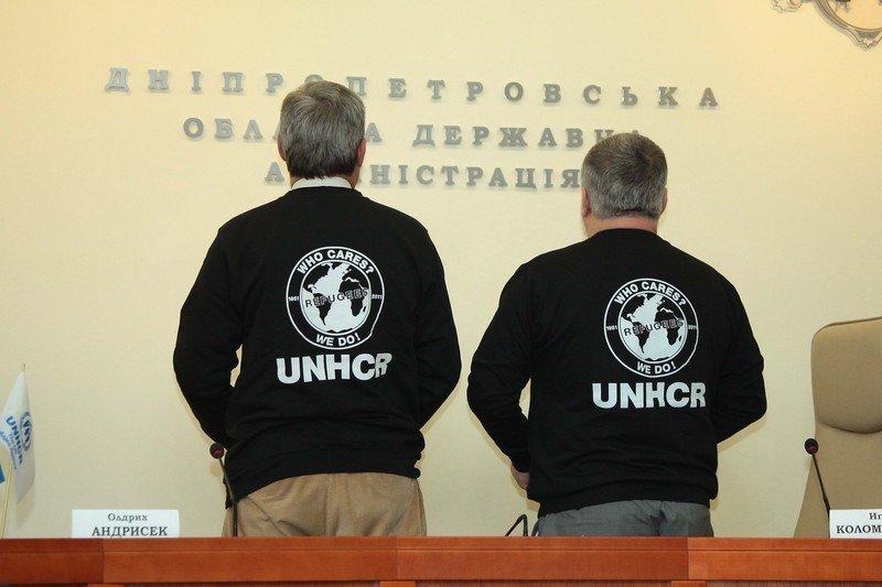 Днепропетровщина получит от ООН $2 млн на помощь переселенцам, фото-3