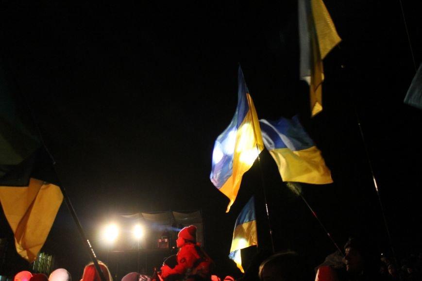 В Кривом Роге состоялась премьера песни Анастасии Приходько «Герої не вмирають!» (ФОТО), фото-7