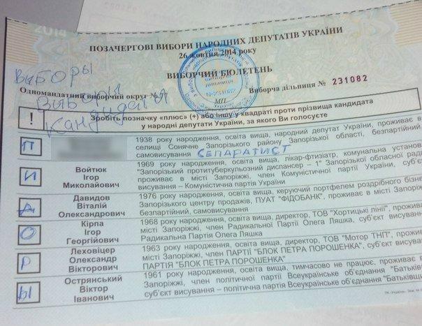 ВЫБОРЫ-2014: выбираем будущее Украины, фото-8