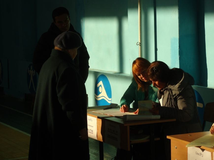 В Мариуполе начались выборы (ФОТОРЕПОРТАЖ), фото-3