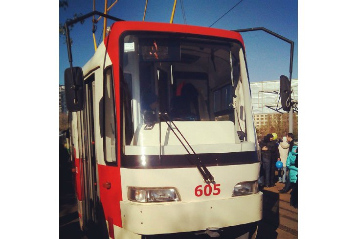 Парад трамваев в Киеве (ФОТОРЕПОРТАЖ), фото-18