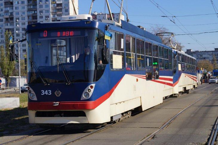 Парад трамваев в Киеве (ФОТОРЕПОРТАЖ), фото-3