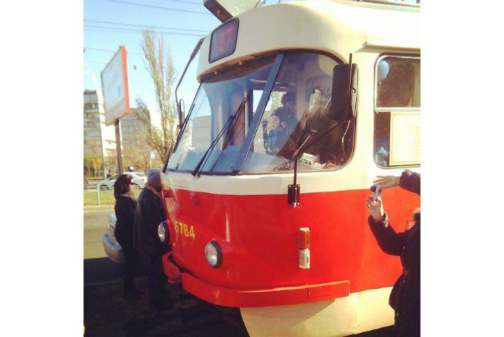 Парад трамваев в Киеве (ФОТОРЕПОРТАЖ), фото-15