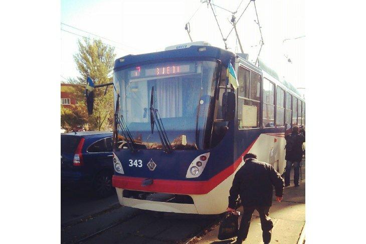 Парад трамваев в Киеве (ФОТОРЕПОРТАЖ), фото-19