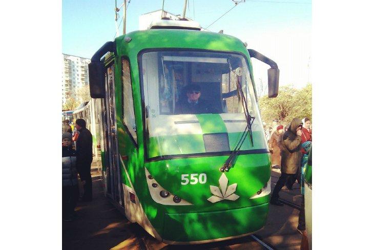 Парад трамваев в Киеве (ФОТОРЕПОРТАЖ), фото-20