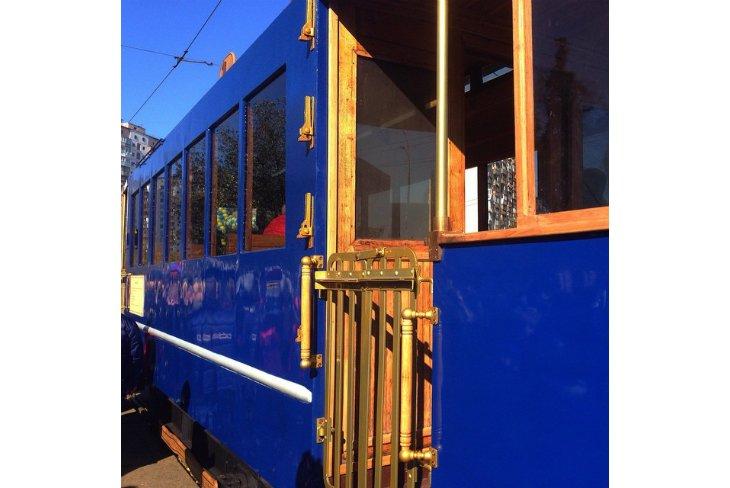 Парад трамваев в Киеве (ФОТОРЕПОРТАЖ), фото-12