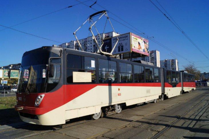 Парад трамваев в Киеве (ФОТОРЕПОРТАЖ), фото-4