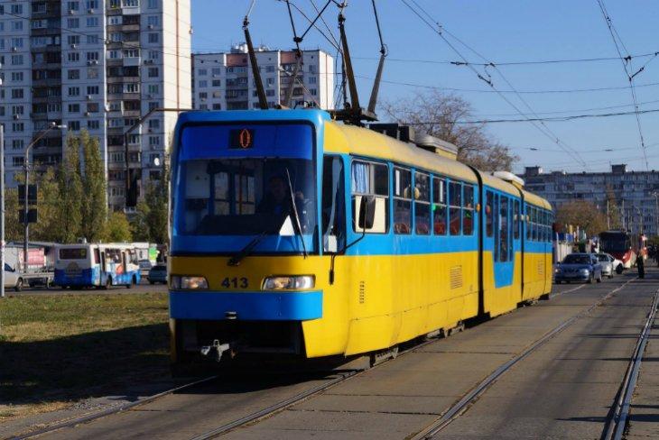Парад трамваев в Киеве (ФОТОРЕПОРТАЖ), фото-2