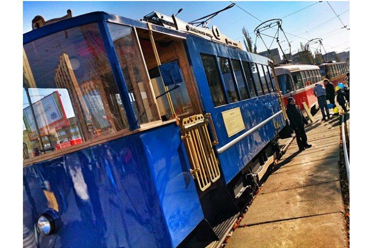 Парад трамваев в Киеве (ФОТОРЕПОРТАЖ), фото-13