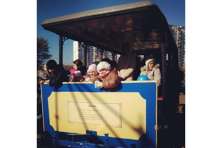 Парад трамваев в Киеве (ФОТОРЕПОРТАЖ), фото-10