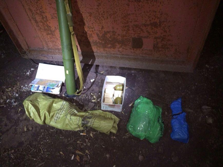 В Мариуполе СБУ задержала диверсантов, планирующих подрыв зданий в день выборов, фото-7