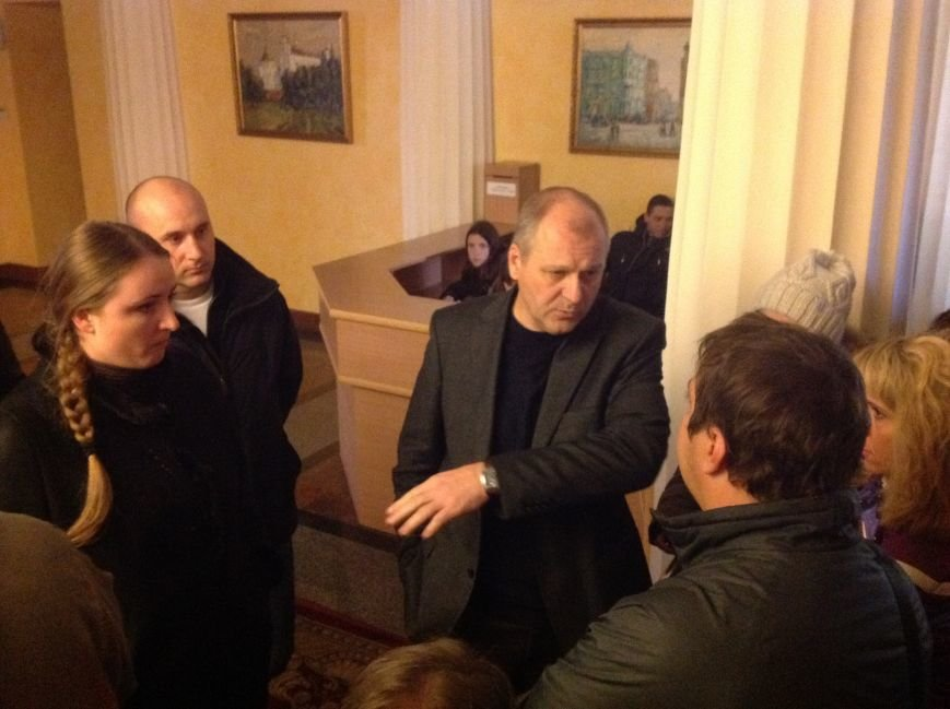 В Харькове прошел пикет областной прокуратуры, фото-5