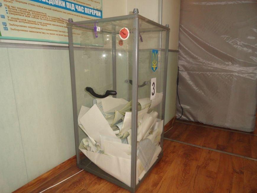 На  избирательных участках упала активность мариупольцев (ФОТО), фото-5