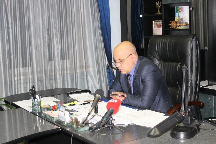 Начальник УВД Кривого Рога Андрей Гречух: стрельба в Кривом Роге - бандитские разборки, не имеющие отношения к выборам, фото-3