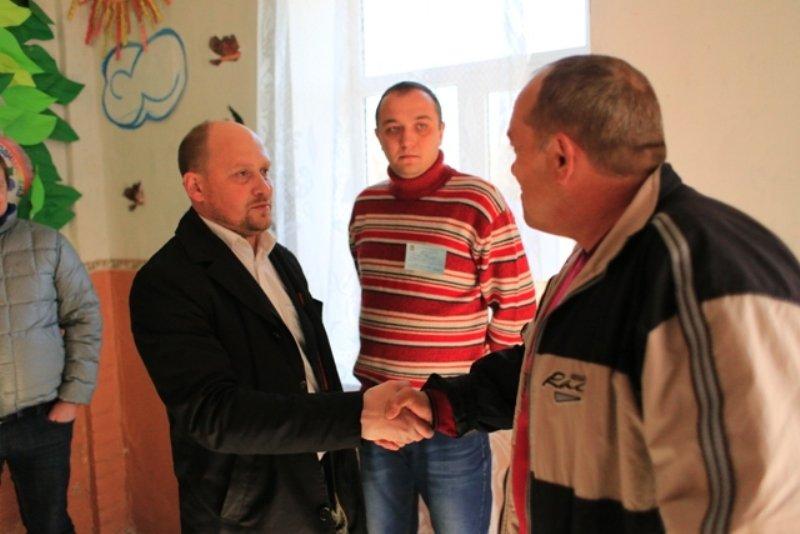 Сергій Каплін відвідав 62 виборчі дільниці в Полтаві, фото-2