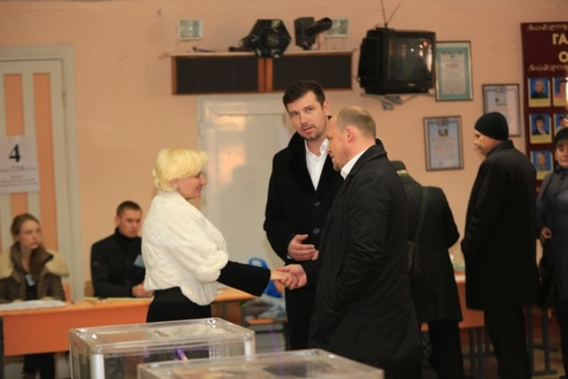 Сергій Каплін відвідав 62 виборчі дільниці в Полтаві, фото-1