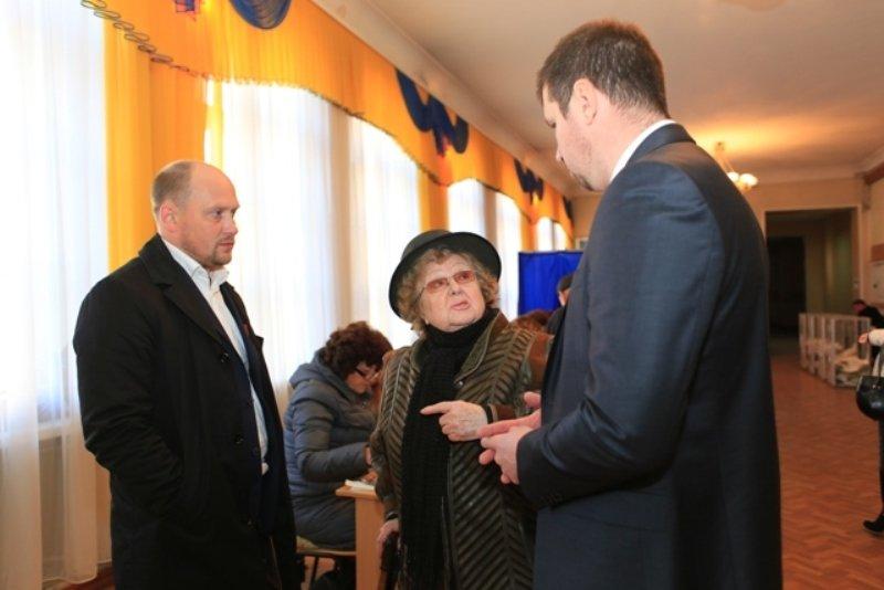 Сергій Каплін відвідав 62 виборчі дільниці в Полтаві, фото-4