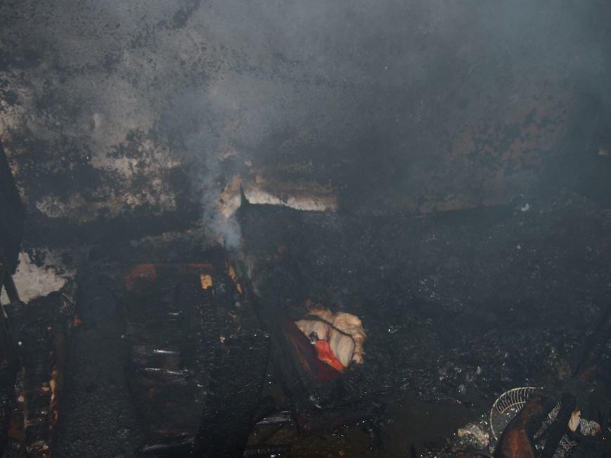 В частном секторе Днепродзержинска произошло 2 пожара, фото-3