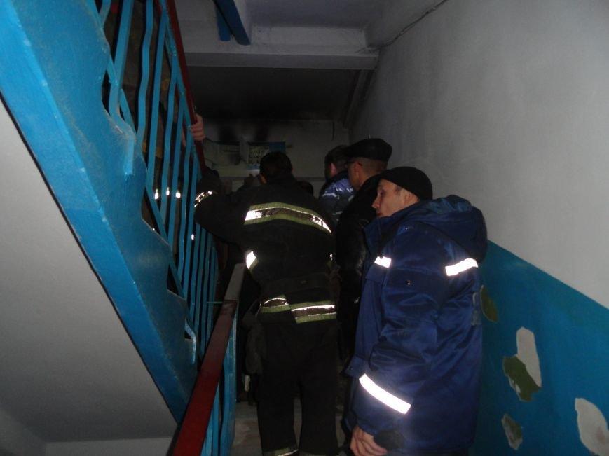 Изношенная электропроводка стала причиной возгорания в одной из пятиэтажек Жовтневого района (ФОТО), фото-2
