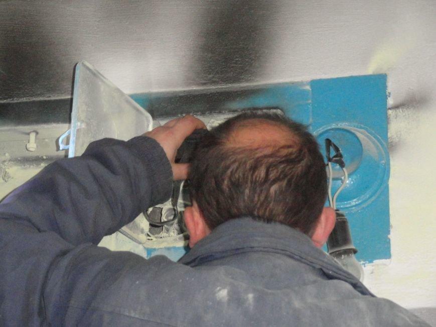 Изношенная электропроводка стала причиной возгорания в одной из пятиэтажек Жовтневого района (ФОТО), фото-4