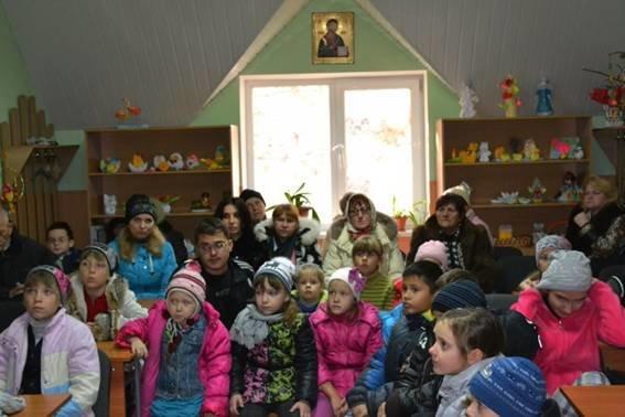 В Кривом Роге сотрудники ГАИ впервые посетили детей в воскресных школах, фото-1