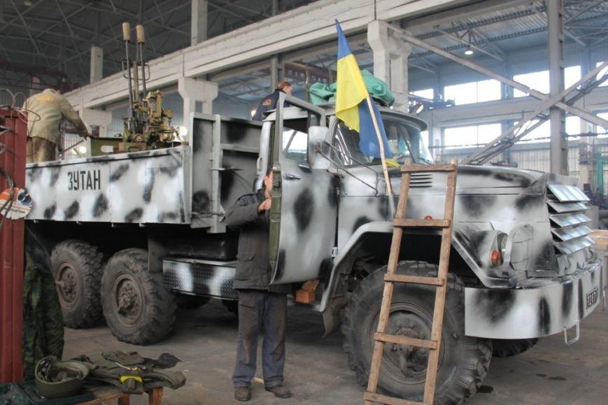 Черниговские предприниматели продолжают помогать армии, фото-1