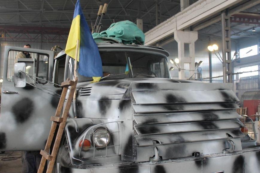 Черниговские предприниматели продолжают помогать армии, фото-4