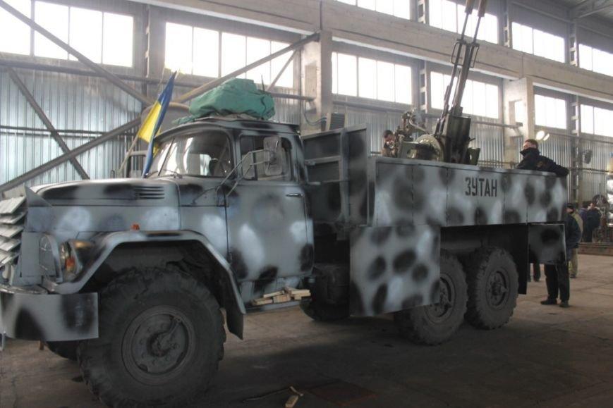Черниговские предприниматели продолжают помогать армии, фото-2