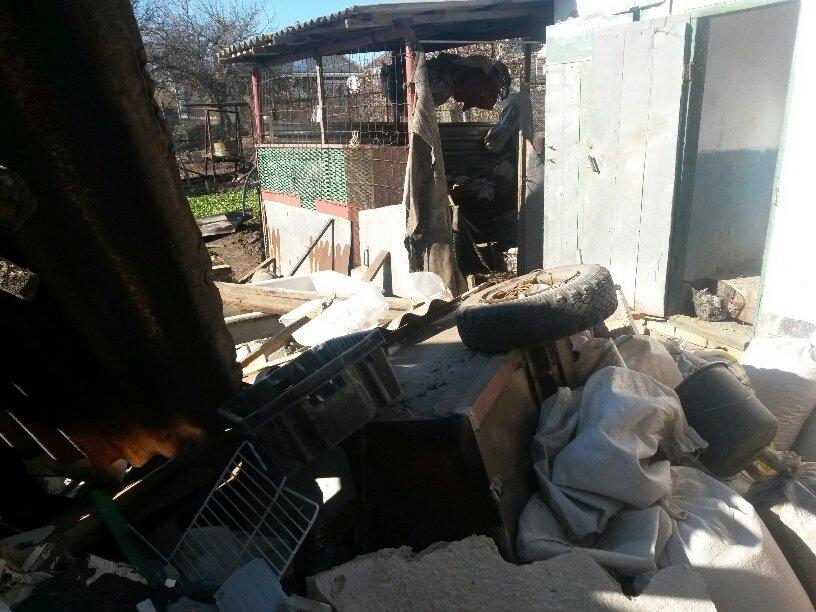 В результате обстрела жительница Талаковки попала в больницу (ФОТОРЕПОРТАЖ), фото-12
