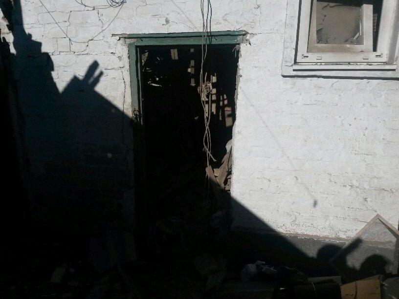 В результате обстрела жительница Талаковки попала в больницу (ФОТОРЕПОРТАЖ), фото-9
