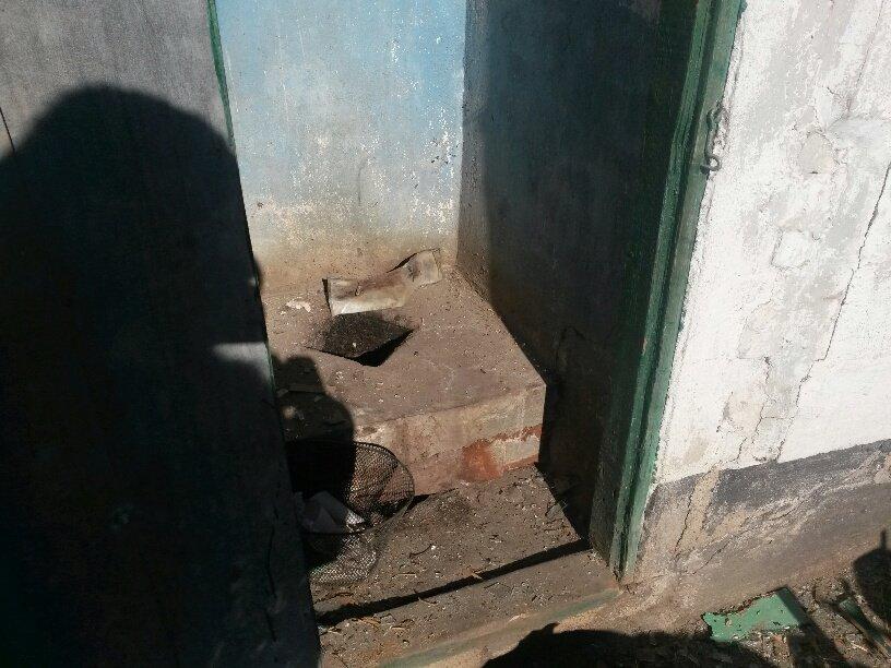 В результате обстрела жительница Талаковки попала в больницу (ФОТОРЕПОРТАЖ), фото-6