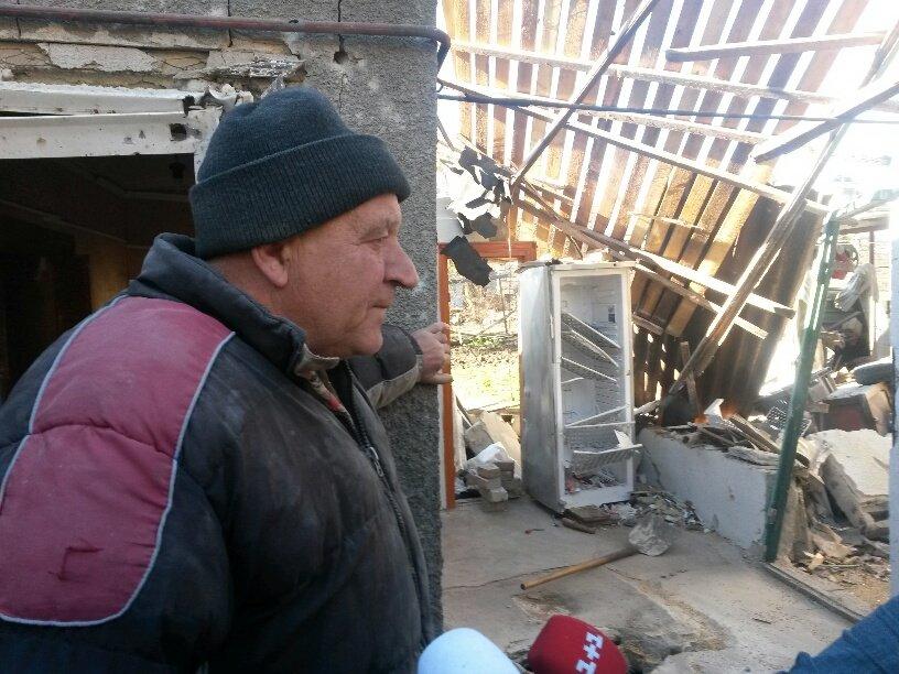 В результате обстрела жительница Талаковки попала в больницу (ФОТОРЕПОРТАЖ), фото-10