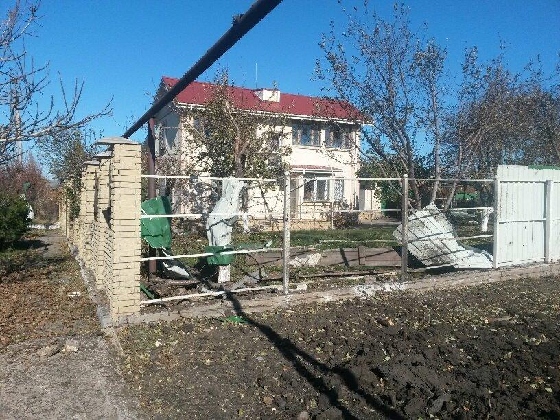 В результате обстрела жительница Талаковки попала в больницу (ФОТОРЕПОРТАЖ), фото-18