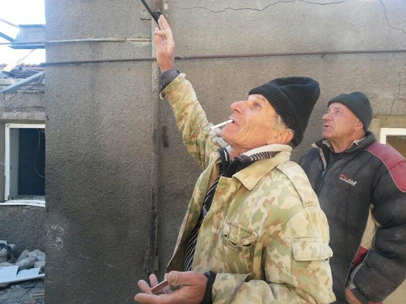 В результате обстрела жительница Талаковки попала в больницу (ФОТОРЕПОРТАЖ), фото-7