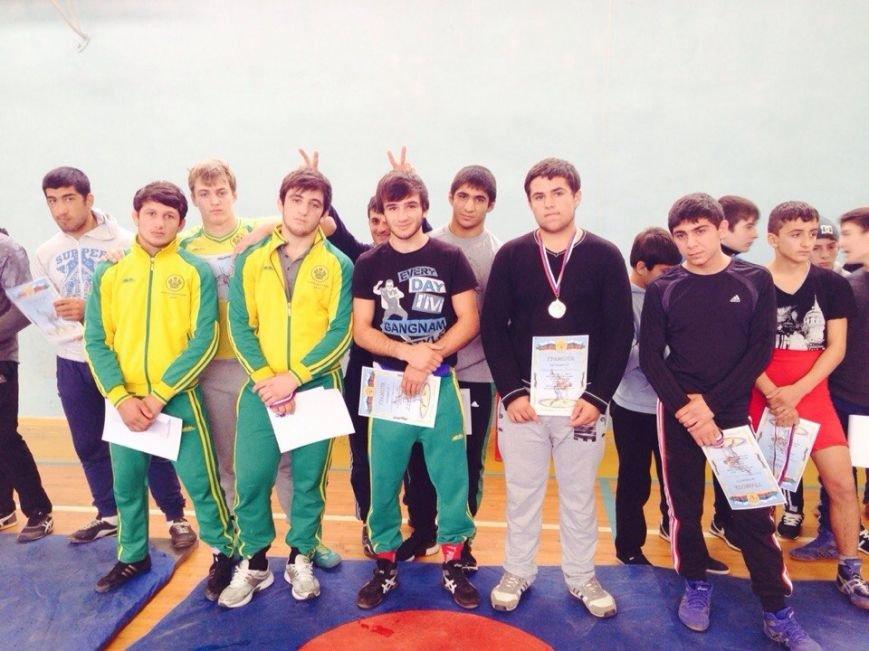 Определились победители турнира по вольной борьбе, фото-1
