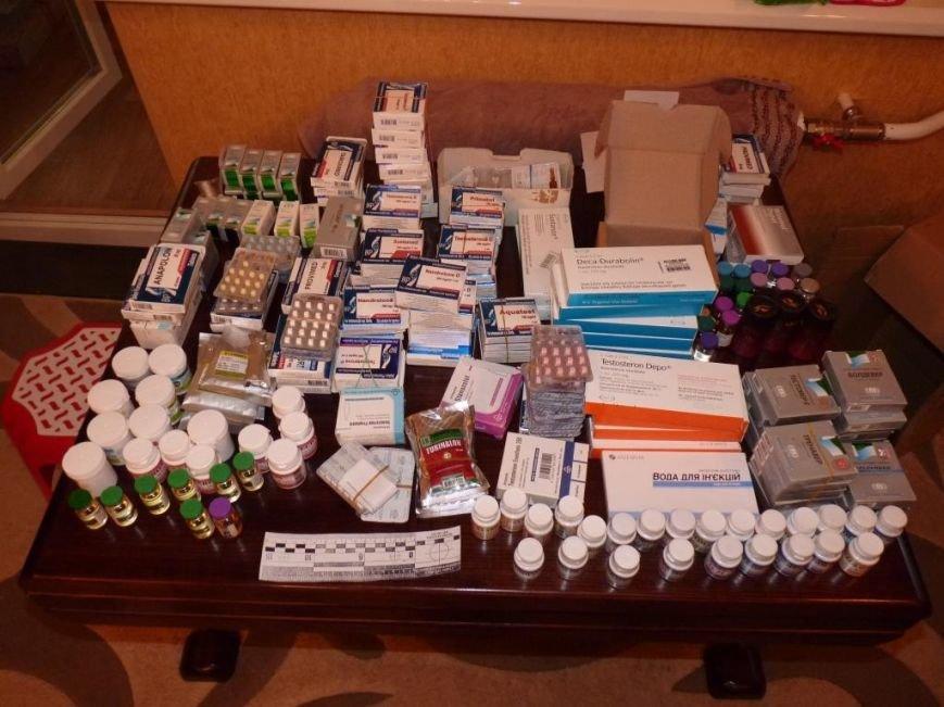 Криворожане изготавливали анаболики и стероиды для контрабанды в ЕС (ФОТО), фото-4