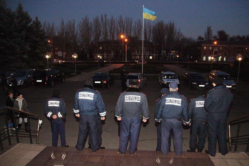 В Кривом Роге «заминировали» окружную комиссию, а «титушки» напали на членов избирательного участка, фото-3